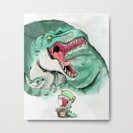 Costumes - Dinosaur Metal Print