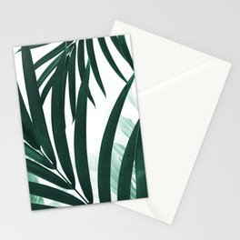 Palm & Monstera Leaves Mix #2 #foliage #decor #art #society6 Stationery Cards