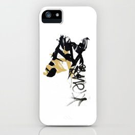 Giraffe. Urban Wildlife iPhone Case