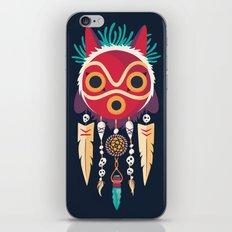 Spirit Catcher iPhone & iPod Skin