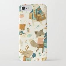 Critter Post iPhone 7 Slim Case
