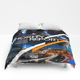 Visions of the Future :: Minority Report Comforters