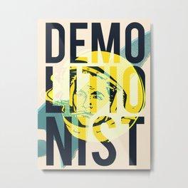 Demolitionist Metal Print