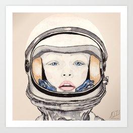 1969 Apollo 11 Art Print