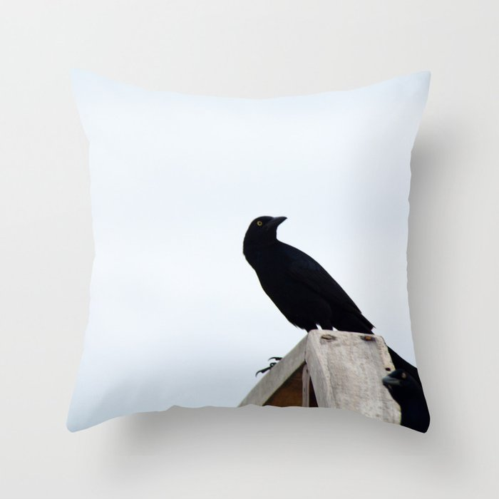 Bird collection _03 Throw Pillow