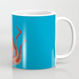 Stitches: Octopus Coffee Mug