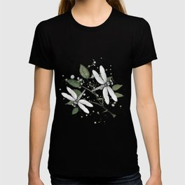 Two dragonflies T-shirt