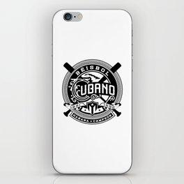 Béisbol Cubano iPhone Skin