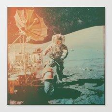 Project Apollo - 11 Canvas Print