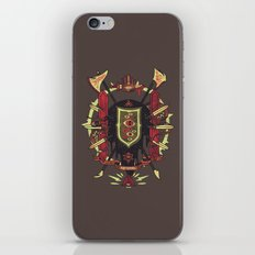 Astral Ancestry iPhone & iPod Skin