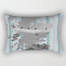 Scotland, the land of mountains Rectangular Pillow