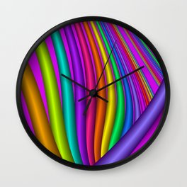 3D for duffle bags and more -10- Wall Clock