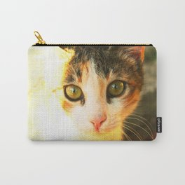 She Has A Secret! Carry-All Pouch