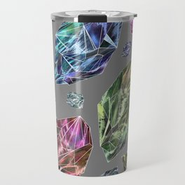 Asteroids in Space Travel Mug