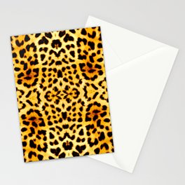 Cheetah Zeetah Stationery Cards