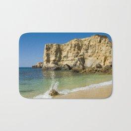 Algarve shore Bath Mat
