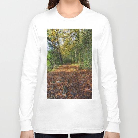 Autumn Forest Walks Long Sleeve T-shirt