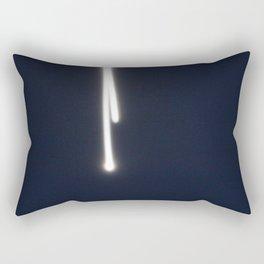 Kreative Fotografie 7 Mond Licht auf Kreative Art Rectangular Pillow
