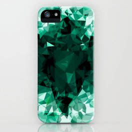 green hell iPhone Case