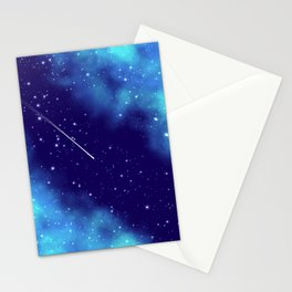 Way to the stars Stationery Cards