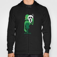 Swamp Thing / Ghostface Hoody