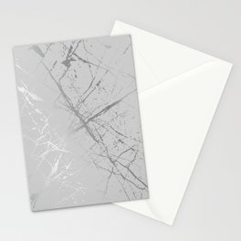 Silver Splatter 089 Stationery Cards