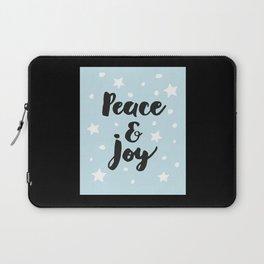 Peace And Joy Laptop Sleeve
