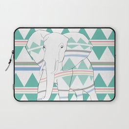 Do I Blend In? #elephant Laptop Sleeve
