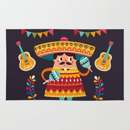 Cinco de Mayo – Mexico Rug