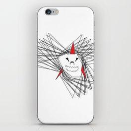 When Sharks Attack iPhone Skin
