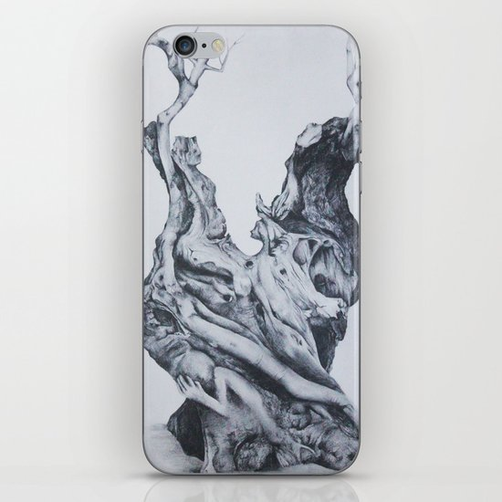 Humanity definition iPhone & iPod Skin