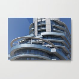 ARC Condominiums Metal Print