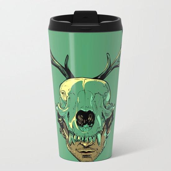 Shiizakana Metal Travel Mug