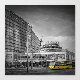 BERLIN City-West Canvas Print
