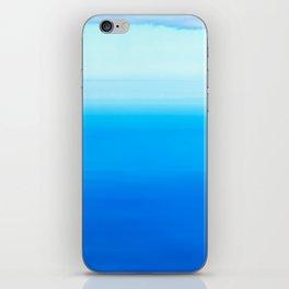Tropical Ocean panorama iPhone Skin