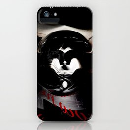 Cosmic Kitty iPhone Case