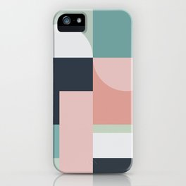 Abstract Geometric 06 iPhone Case