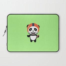 Football Panda with ball T-Shirt D9w5x Laptop Sleeve
