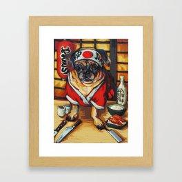 Omakase Framed Art Print