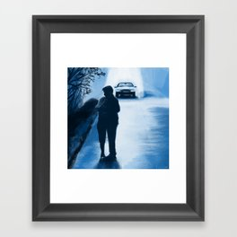 Universal Invariant Framed Art Print