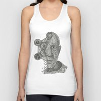 pablo picasso Tank Tops featuring Pablo Picasso Triangulation by Triangulation Store