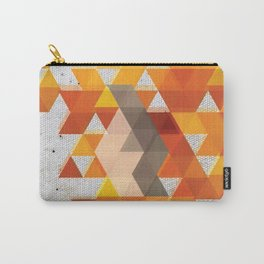 Geometric Penguin Carry-All Pouch