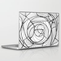 deco Laptop & iPad Skins featuring Deco by GiovZz.