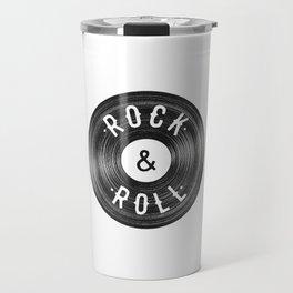 Rock & Roll Travel Mug