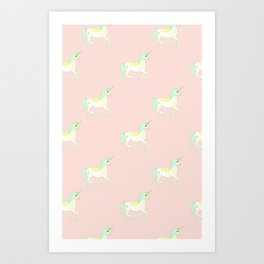 party-corn Art Print