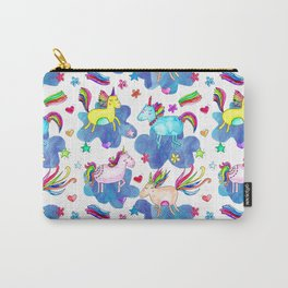 Life as a unicorn Carry-All Pouch