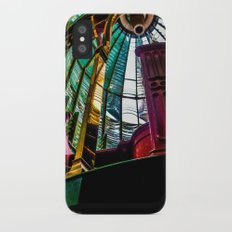 Lighthouse prisms iPhone X Slim Case
