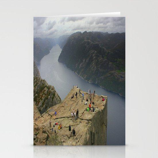 Preikestolen, Norway (2) Stationery Cards