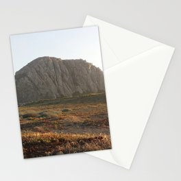 Morro Rock Stationery Cards