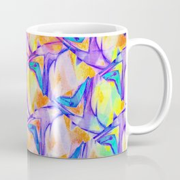 Butterfly Abstract Fashion Pattern  Coffee Mug